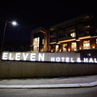 Hotellikuvia: Eleven Hotel and Hall, Almaty