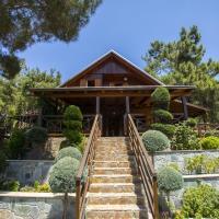 Hotellikuvia: Ricky Chalet Near Troodos, Spilia