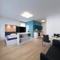 Hotelbilleder: Apartments Drei Morgen, Leinfelden-Echterdingen