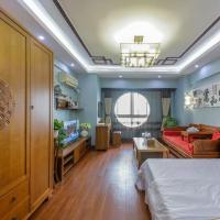 酒店图片: 南京鼓楼区山西路湖南路商业街奢华新中式, 南京