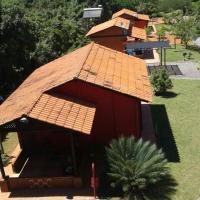 Hotel Pictures: Chales Recanto das Seriemas, Campo do Meio