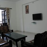 Hotellikuvia: Fully Furnished 2Bhk Aprt., Candolim
