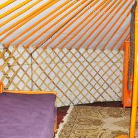 Mongol Yurt (2 - 4 Persons)