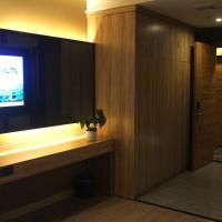 Hotellikuvia: Utrip Hotel Lang Xi Jin Chun Branch, Nanning
