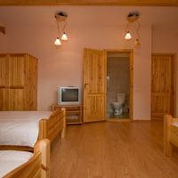 Two-Room Quadruple Room