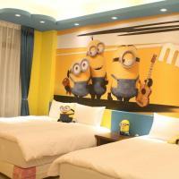 Hotelbilleder: Sunshine B&B, Hualien City
