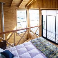 Фотографии отеля: Cabañas Loft del Sur, Chonchi