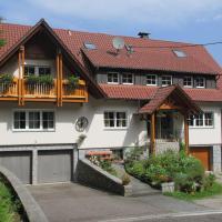 Hotelbilleder: Haus Anna, Sendelbach