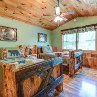 Fotografie hotelů: Heart & Soul 2 Bedroom Cabin, Gatlinburg