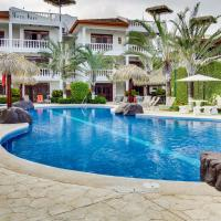 Hotel Pictures: La Paloma Blanca B4, Jacó