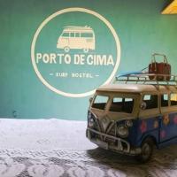 Fotografie hotelů: Porto de Cima Surf Hostel, Morro de São Paulo