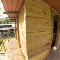 Hotel Pictures: Hostel e Camping Costa Brava, Ilha do Mel