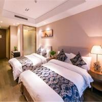 Hotel Pictures: Qingdao SunShine Beach Apartment(Zhong Lian Freedom Harbor Shop), Qingdao