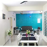 Hotellikuvia: 1 BR Apartment in Okkiyam Thoraipakkam, Chennai, by GuestHouser (32B6), Chennai