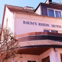 Hotelbilleder: Baum´s Rheinhotel, Boppard