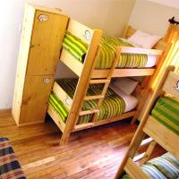Bunk Bed in Mixed Dormitory Room with Shared Bathroom (8 Adults)