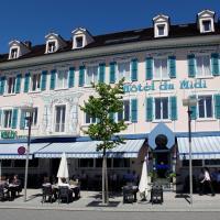 Hotel Pictures: Hôtel du Midi, Delémont