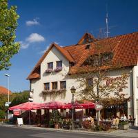 Hotelbilleder: Hotel Tilman, Münnerstadt