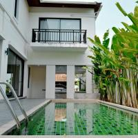 2 Bed Room Holiday Home with Private Pool
