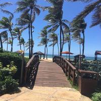 Фотографии отеля: Apto em Resort do Parque Aquático Beach P, Акирас
