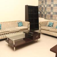 Zdjęcia hotelu: Furnished South City Apartments, Gurgaon, Gurgaon