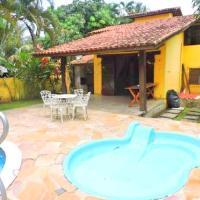 Hotel Pictures: Casa Amarela Praia das Palmeiras, Caraguatatuba