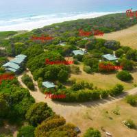 Hotellbilder: Sandpiper Ocean Cottages, Bicheno