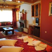 Double Room with Fireplace and Spa Bath