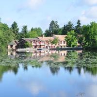 Hotel -restaurant Le Moulin de Villiers