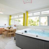 Zdjęcia hotelu: Trois Ilets T2 Jacuzzi (spa), Les Trois-Îlets