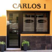 Hotel Pictures: Hostal Carlos I, La Línea de la Concepción