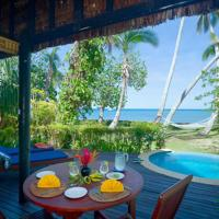 Bungalow with Ocean View - Beach Front