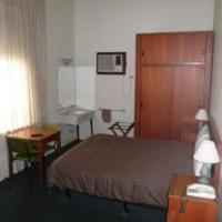 Upstairs Budget Double Room with External Private Bathroom