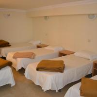 Bed in 6-Bed Mixed Dormitory Room with Private Toilet