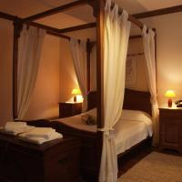 Deluxe Double Room with Fireplace