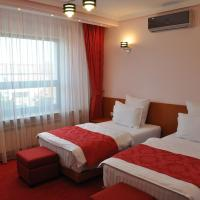 Junior Suite with Twin Beds