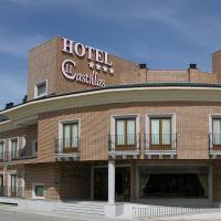 Фотографии отеля: Hotel II Castillas Ávila, Авила