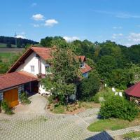 Fotografie hotelů: Ferienhof Hübner, Bad Berneck im Fichtelgebirge