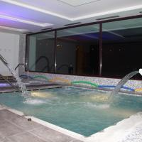 Double Room with Terrace and Spa Access