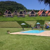 Hotel Pictures: Tureck Garten Hotel, Corupá