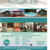 Zdjęcia hotelu: Riverside Bungalow Comm., Meerzorg