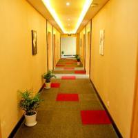 Fotografie hotelů: Thank Inn Chain Hotel Jiangsu Wuxi Binhu District Taihu Meiyuan, Wuxi