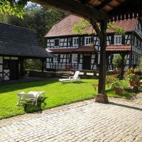 Hotel Pictures: Ferme Auberge du Moulin des Sept Fontaines, Drachenbronn