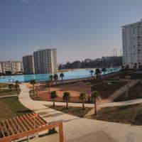 Fotos do Hotel: Departamento Laguna Bahía, San Antonio