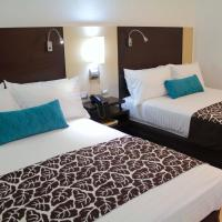 Budget double room - 2 double beds