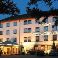 Zdjęcia hotelu: Hotel Württemberger Hof, Reutlingen