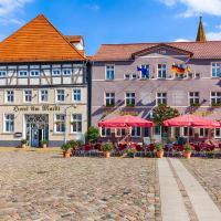 Hotelbilleder: Hotel Am Markt & Brauhaus Stadtkrug, Ueckermünde