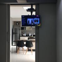 Hotel Pictures: Studio Mobiliado Avenida Brasil Americana-SP, Americana