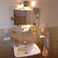 Double Room with Shared Bathroom and TV