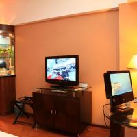 Business Double Room with Computer